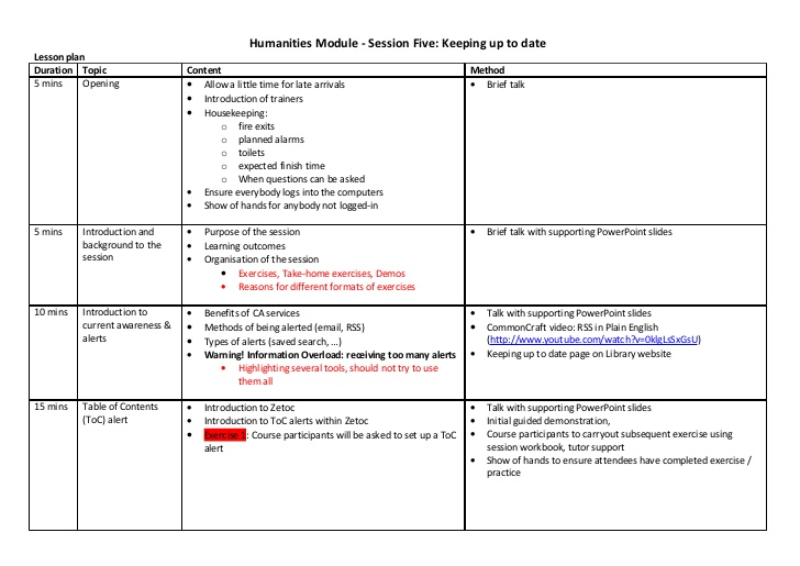 Pe Lesson Plan Template Template Business - Lesson plan template for pe