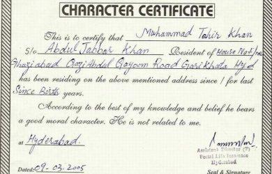 perpetual calendar template character certificate