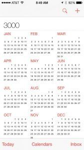 perpetual calendar template pwtjdm