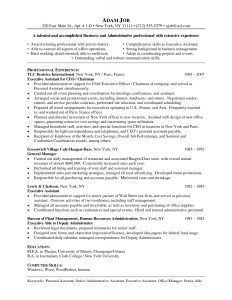 personal assistant resume audiology assistant resume