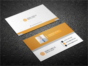 personal business card personal business card