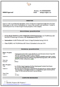 personal statement examples for graduate school b tech ece resume download ()