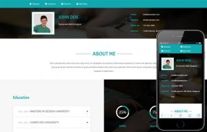 personal website template personal website templates dcnxadq