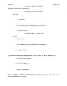persuasive speech outlines basic outline template