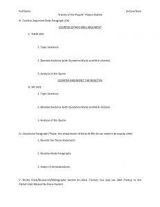 persuasive speech outlines basic outline template