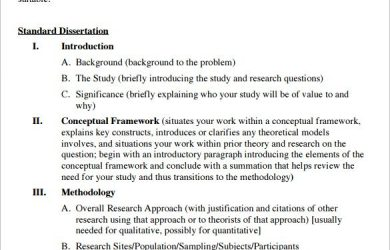persuasive speech outlines free dissertation proposal outline template pdf format