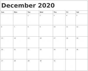 photo calendar template december calendar template