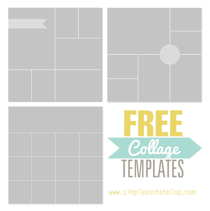 photo collage templates