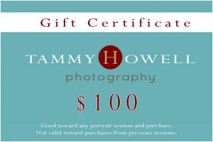 photography gift certificate gift certificate px