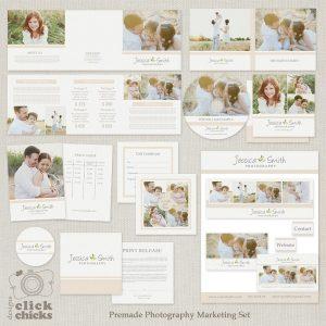 photography marketing templates clickchicks photographymarketingset x