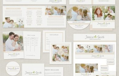 photography marketing templates clickchicks photographymarketingset x
