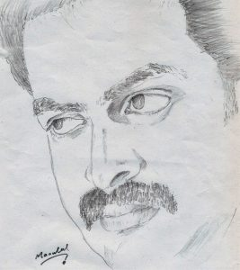 photos to pencil sketches prithviraj