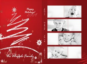 photoshop christmas card templates how to design a photo collage holiday card in photoshop for photoshop christmas card templates