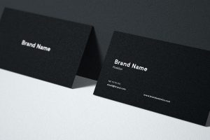 photoshop logo templates free business card mockup gs