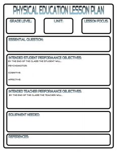 phys ed lesson plan template orig
