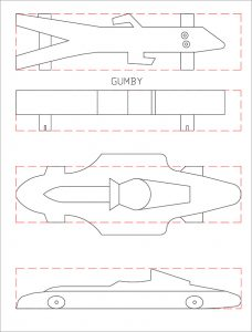 pinewood derby car template pinewood derby template free