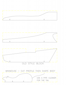 pinewood derby cars templates