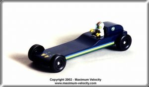 pinewood derby plans extendedracer