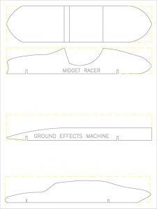 pinewood derby template pinewood car derby templates