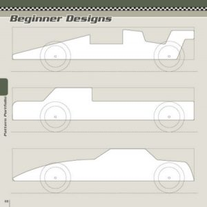 pinewood derby template post derby