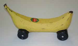 pinewood derby truck plans pw banana
