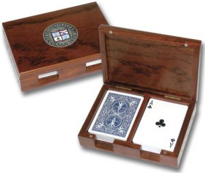 playing card box custom wooden playing card box rosewood