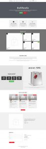 portfolio website template business wpdevthai template shop