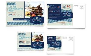 postcard template pdf fb s