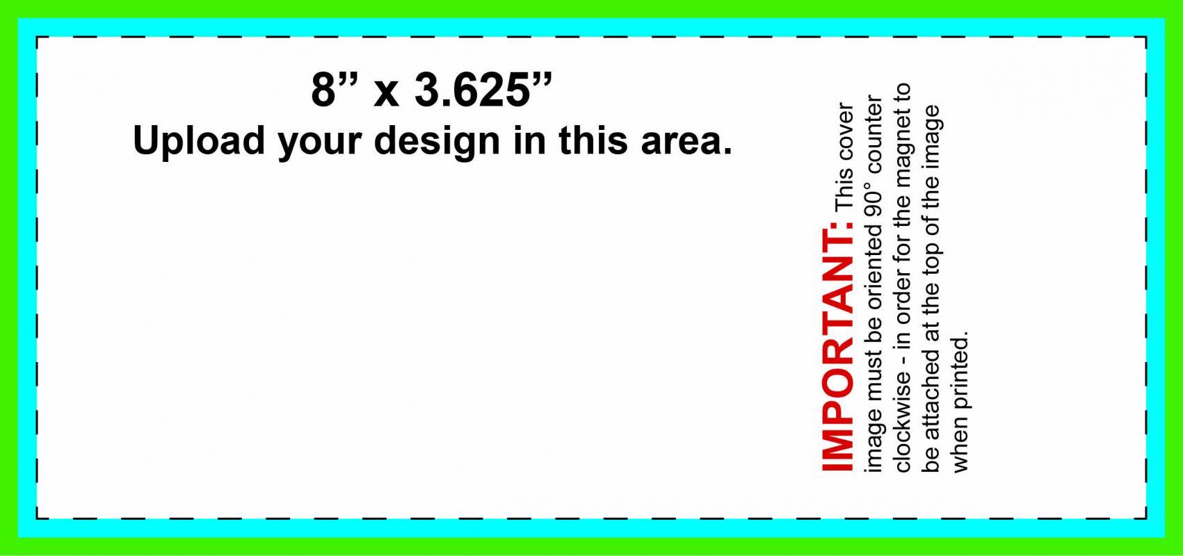 postcard template pdf