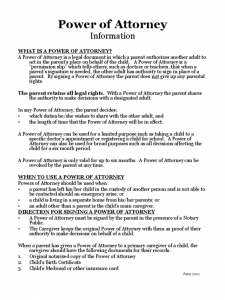 power of attorney template power of attorney e1492812754995