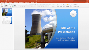 powerpoint background templates free radioactivity powerpoint template x