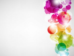 powerpoint background templates multicolour vector ppt backgrounds x