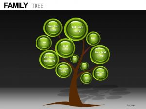 powerpoint family tree template family tree powerpoint presentation slides db slide
