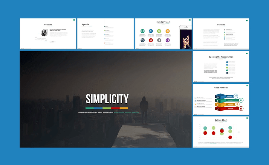 ppt template download