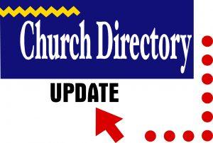 prayer list template church directory image