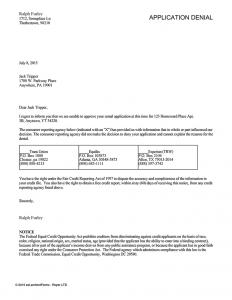 pre approval letter sample