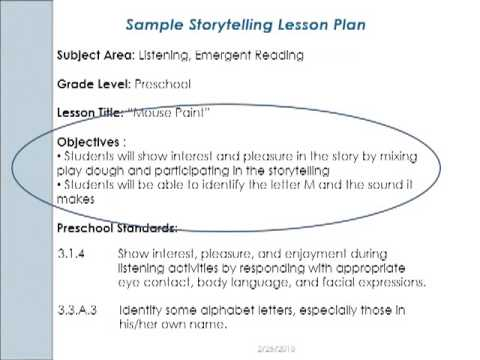 Pre K Lesson Plan Template Template Business