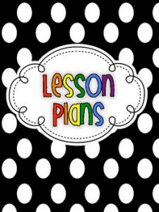 prek lesson plan templates original