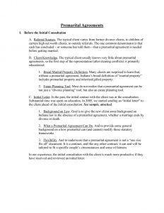prenuptial agreement sample prenuptial agreement template