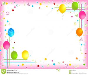 princess invitation template party borders for invitation party clipart border clipartfest