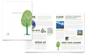 print newsletter templates ro s