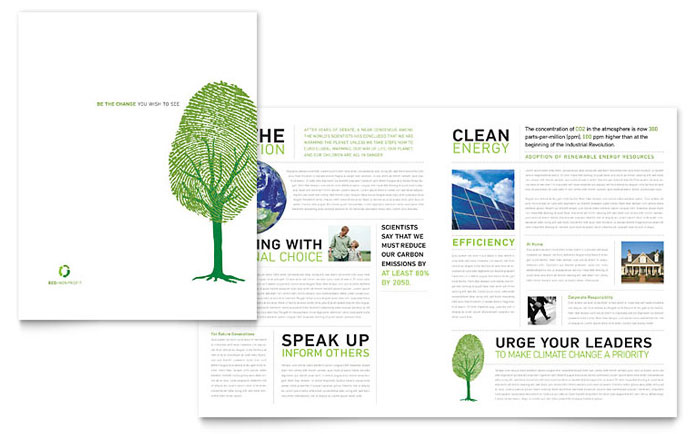 print newsletter templates