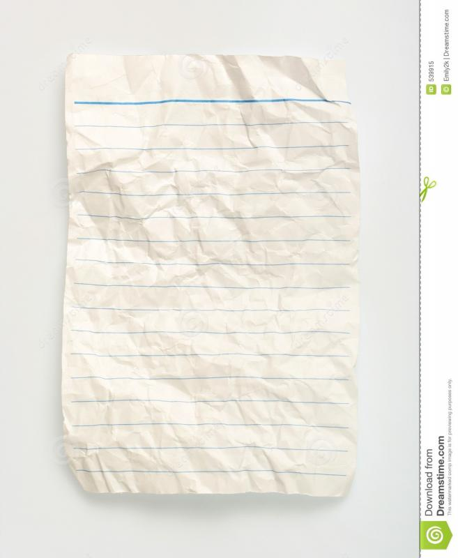 print notebook paper