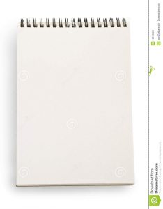 print notebook paper white notebook