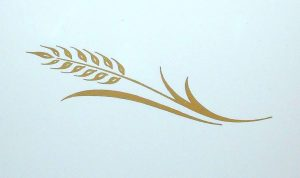 print out stencils corning wheat pattern
