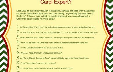 print out sympathy card xmas carol quiz
