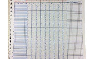 printable baseball score sheet score right position baseball softball scorebook