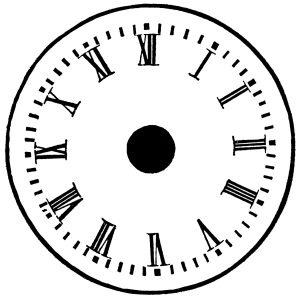 printable clock face kingzkiq