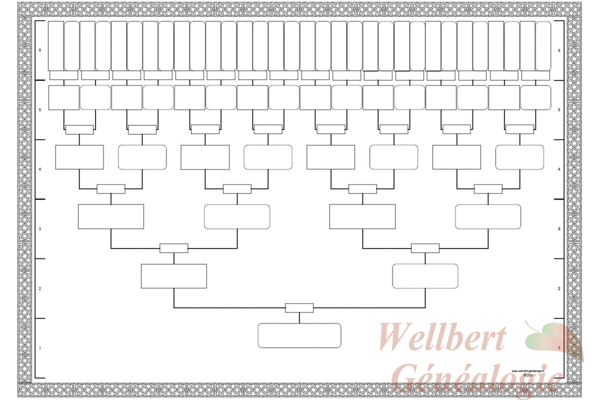 Printable family tree template business for Free family tree template