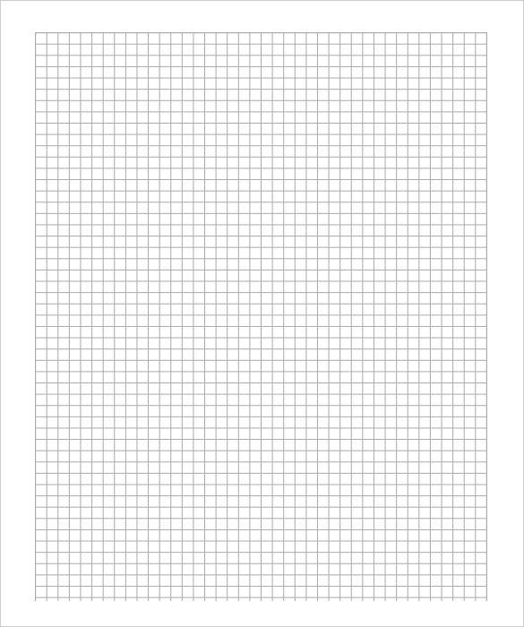 Printable graph paper pdf template business for 1 cm graph paper template word